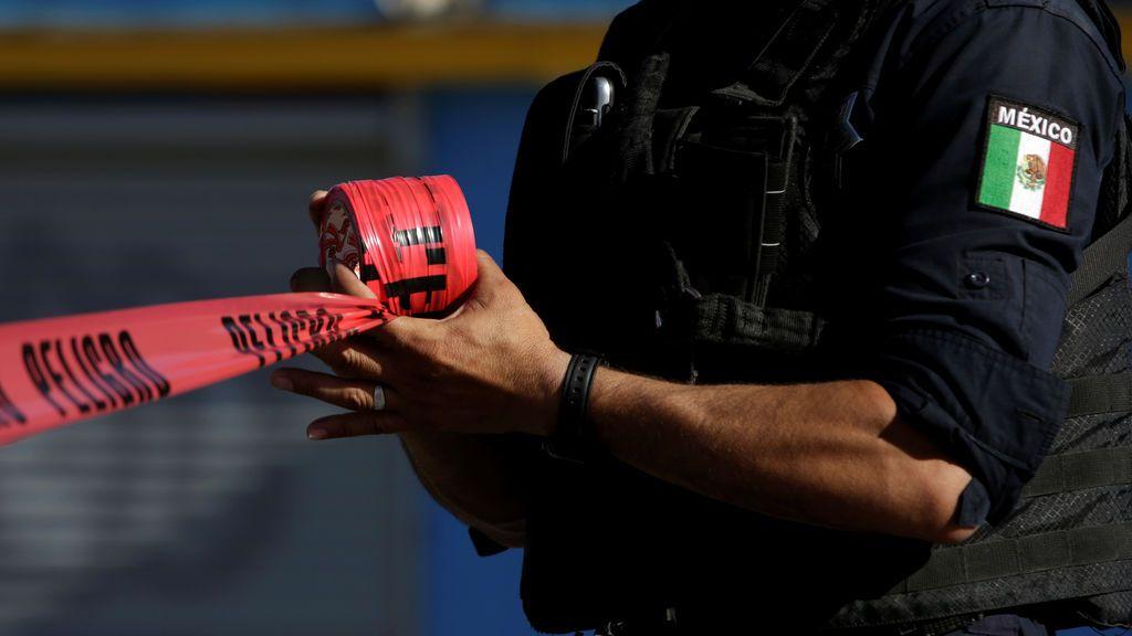21 muertos en un enfrentamiento entre pistoleros y fuerzas de seguridad en México