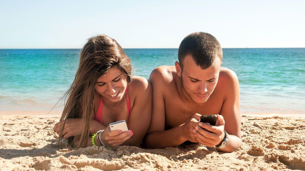 ¿Podrías vivir sin el móvil en vacaciones?