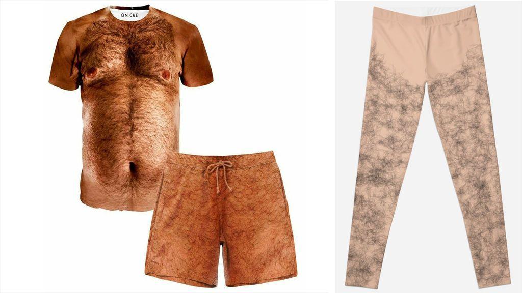 La ropa 'peluda' conquista las redes, y ahora también las tiendas