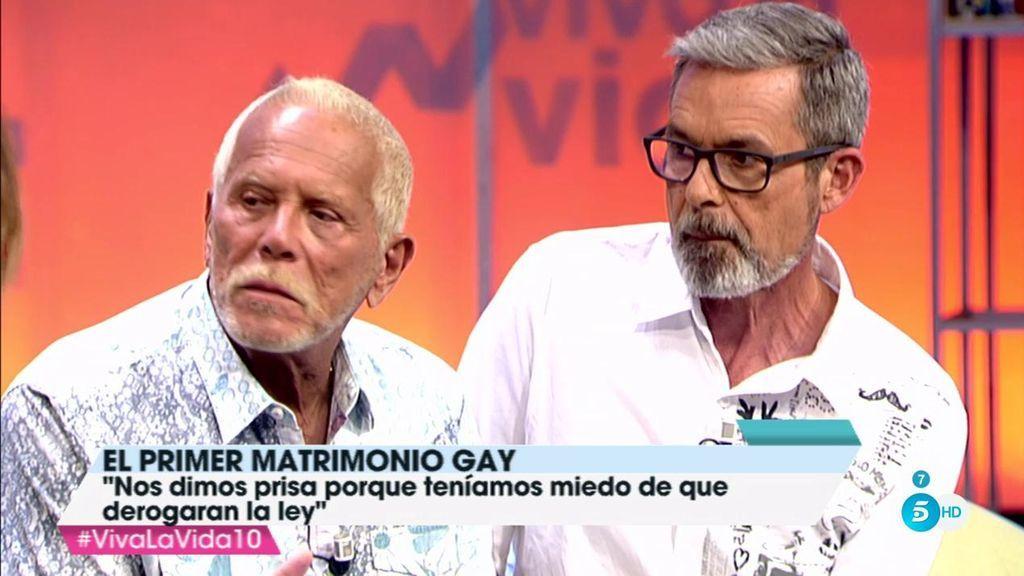 Porque no aceptar el matrimonio homosexual