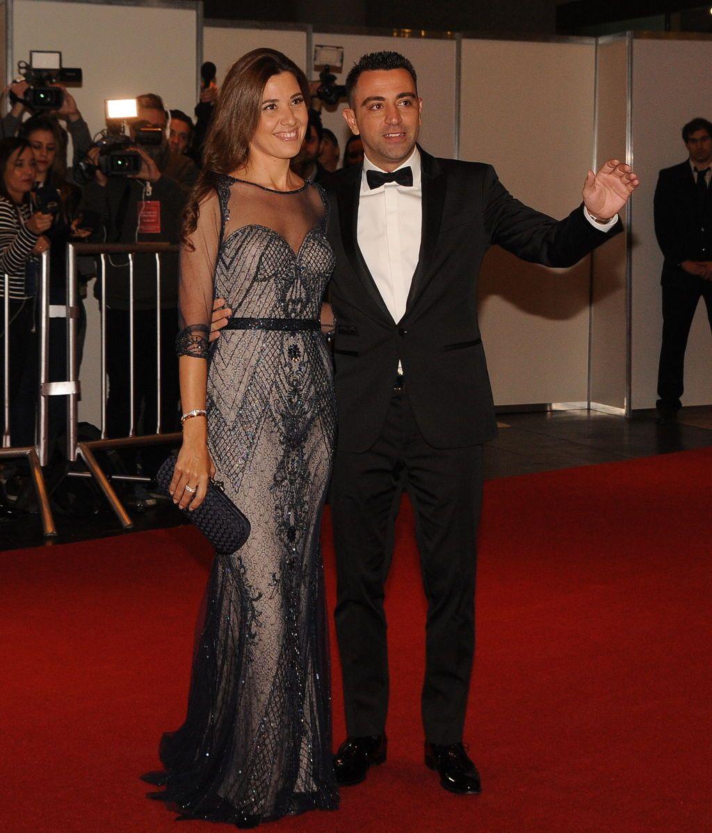 Messi y Antonella Roccuzzo se dan el sí quiero rodeados de amigos