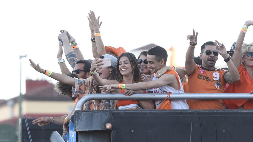 Dulceida, Íñigo Errejón, Soraya, Javier Ambrossi y más VIPs disfrutan del Orgullo 2017