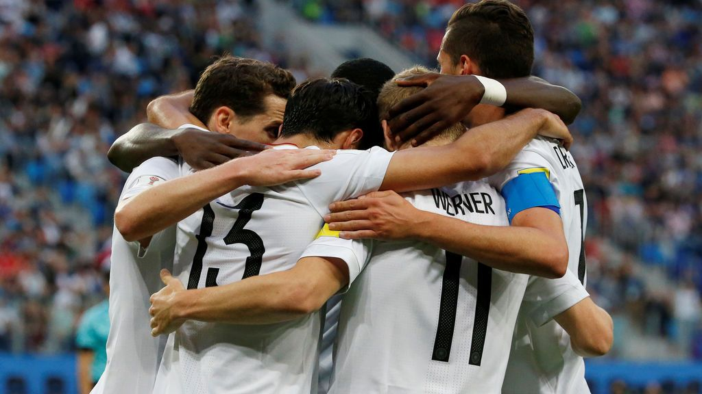 Alemania gana la Copa Confederaciones ante Chile (0-1)