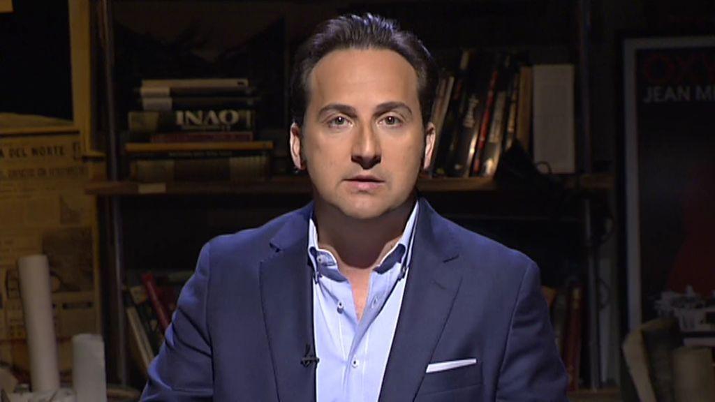 """Iker Jiménez: """"Fue el 11S lo que convirtió la conspiración en algo altamente atractivo"""""""