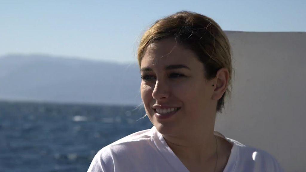"""Blanca Suárez habla sobre su infancia: """"Escondía la comida que no me gustaba"""""""