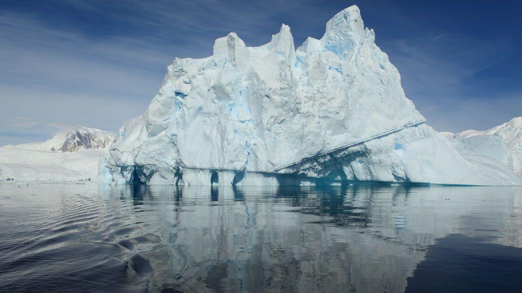 Detectan en aguas de la Antártida cafeína, ibuprofeno y cocaína