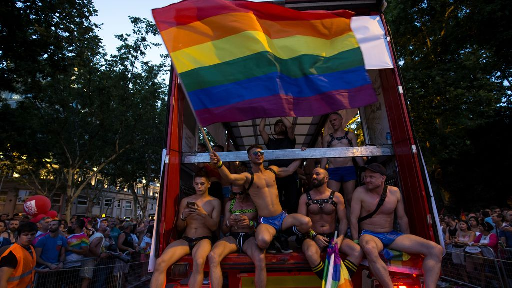 Así fue el desfile del World Pride 2017 en Madrid