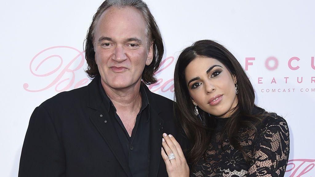 Boda a la vista: Quentin Tarantino y la israelí Daniela Pick se casan
