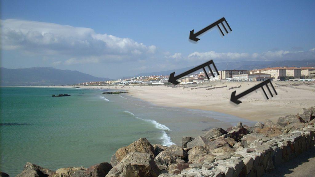 Aviso por levante en el sur: seis curiosidades sobre este viento en verano