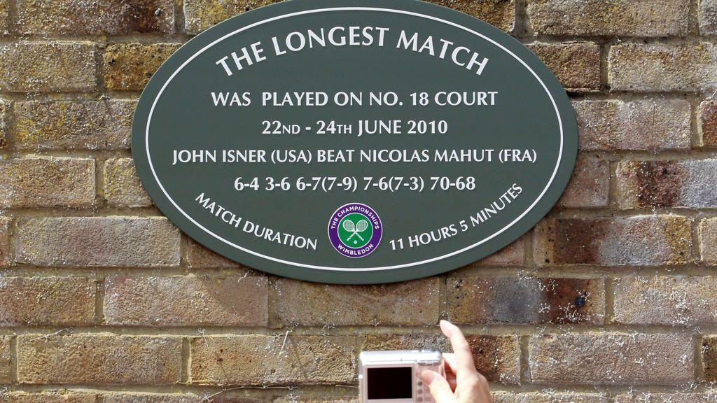 Google homenajea a Wimbledon con su nuevo 'doodle'