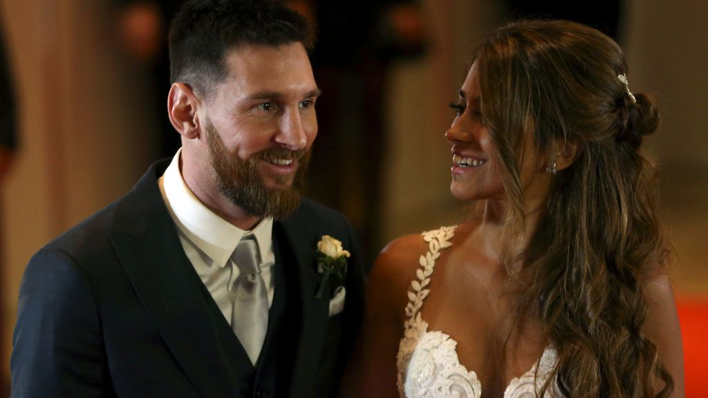 """¿Messi y Antonella, novios de toda la vida? ¡NO! Antes hubo otro: """"Al menos me dejó por Messi"""""""
