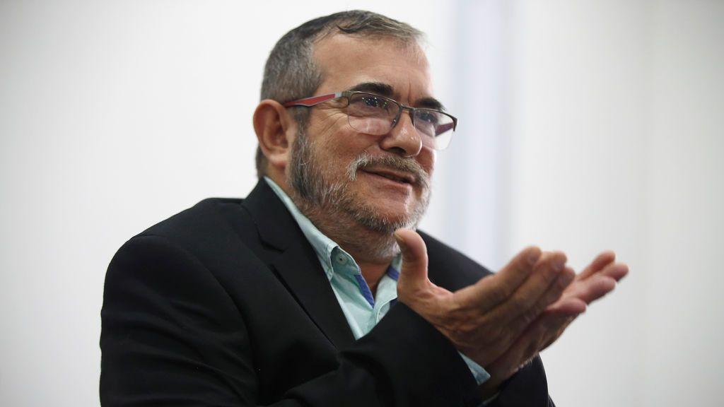 """Timochenko, líder de las FARC, en estado """"estable y satisfactorio"""" tras sufrir un accidente cerebral"""