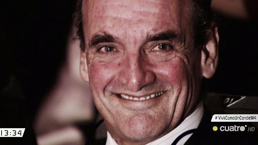 Mario Conde es el cuarto hombre más moroso de España