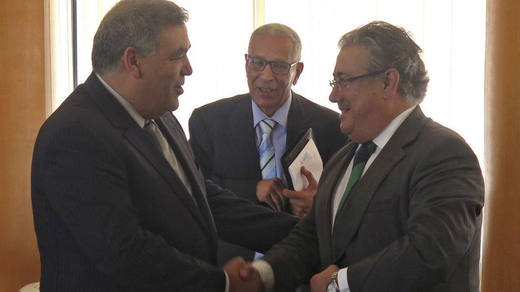 Zoido se reúne con los ministros de Interior de Marruecos, Francia y Portugal en Sevilla