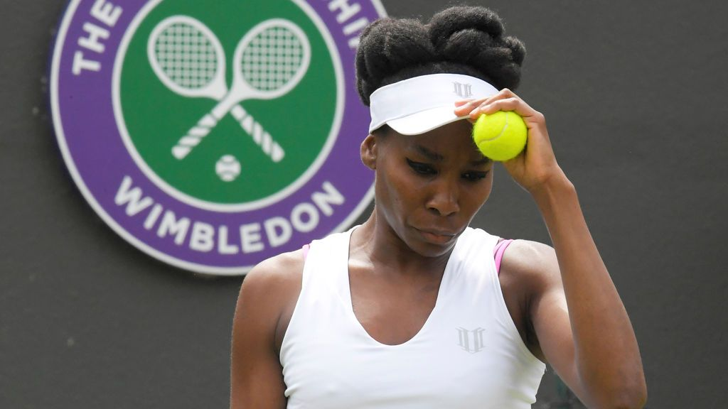 Venus Williams rompe a llorar al hablar sobre su implicación en el accidente que dejó una víctima mortal