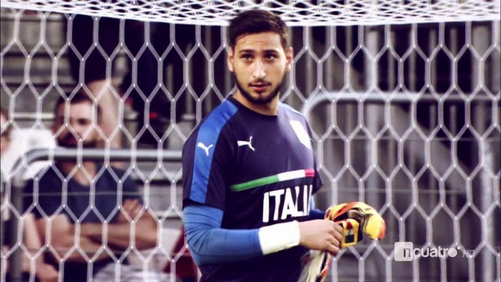 Donnarumma renueva con el Milán a cambio de que fichen a su hermano como tercer portero del equipo