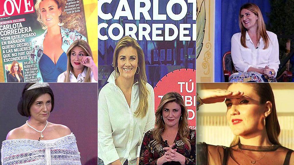 Carlota Corredera tiene ya de TO-DO