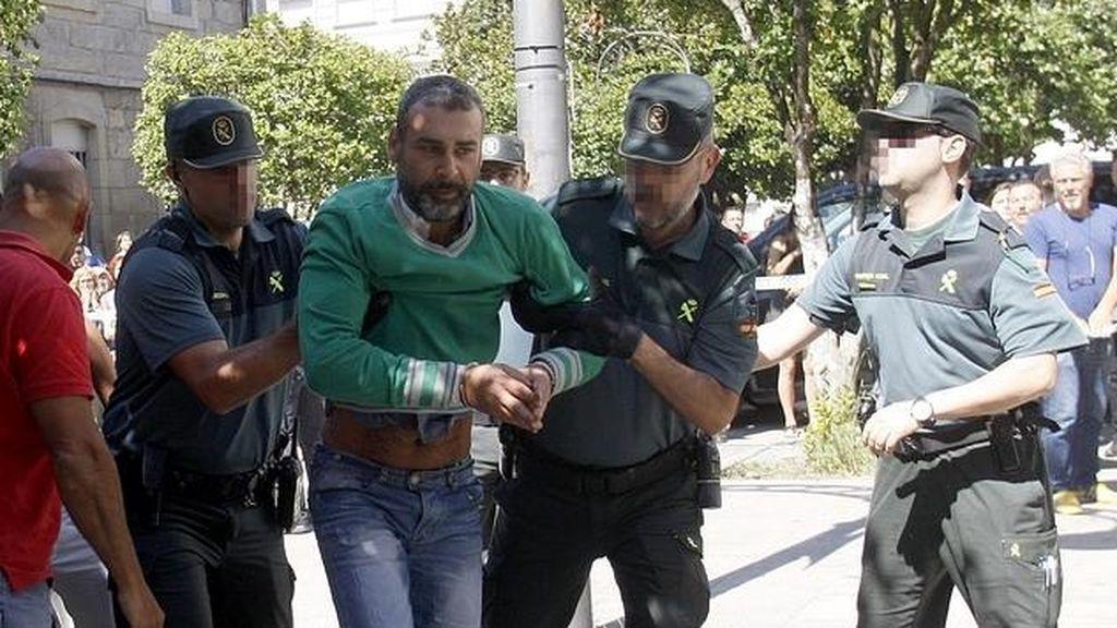 """Agentes dicen que después del crimen el parricida de Moraña """"hacía bromas"""""""