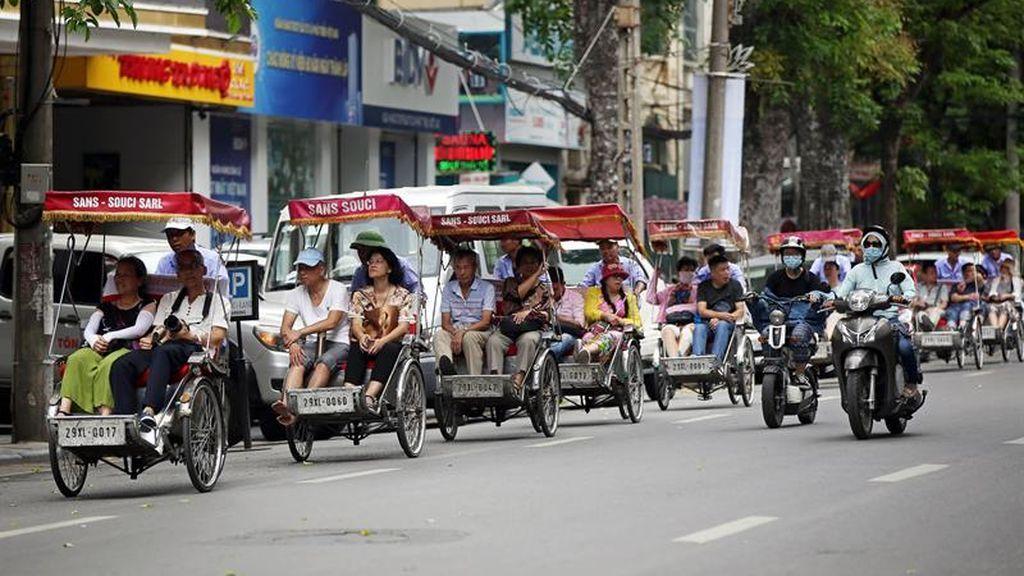 Vietnam atrajo alrededor de 6,2 millones de visitantes extranjeros en la primera mitad de 2017