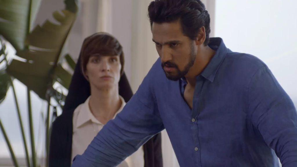 """Lucía, a Bruno: """"Rafa no ha podido matarte, por lo mismo que tú nunca podrás matarle a él..."""""""