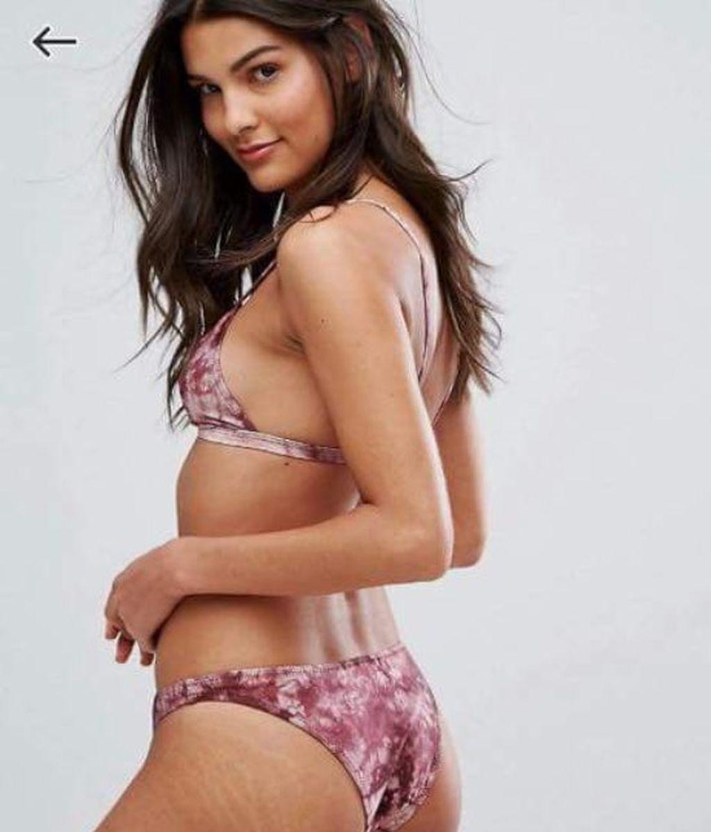 Unas modelos lucen orgullosas sus estrías y celulitis diciendo adiós al Photoshop