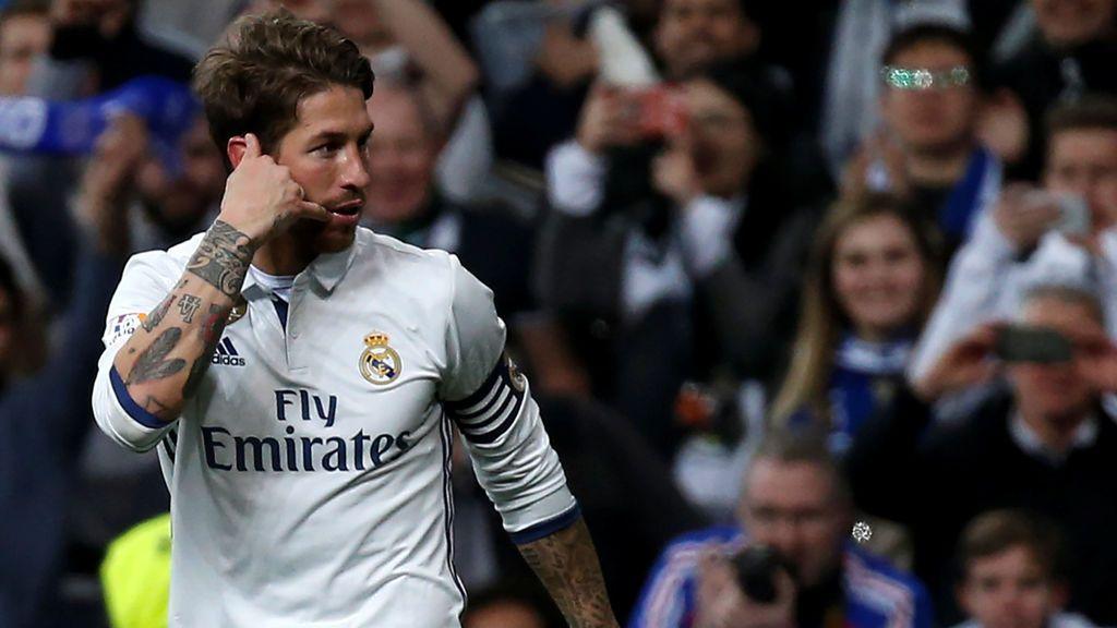 Sergio Ramos ya sigue a Ceballos en redes: ¿Guiño del capitán para convencerlo de que vaya al Real Madrid?