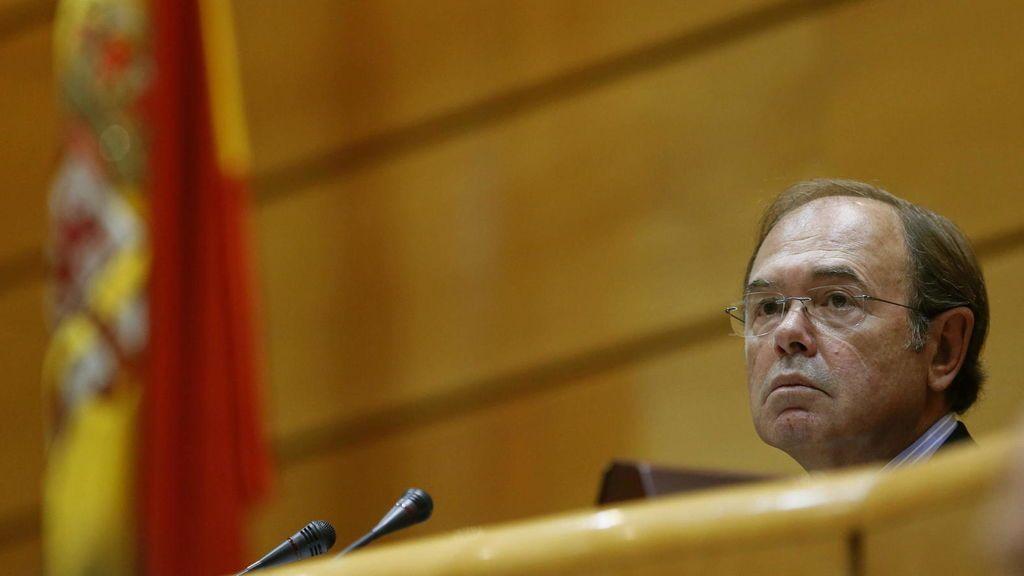 Pío García-Escudero citado a declarar por la presunta financiación ilegal del PP