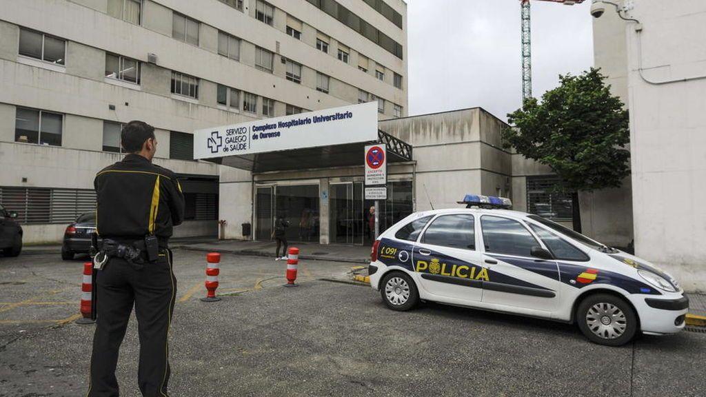 Investigan la desaparición de una niña de siete meses del Complejo Hospitalario de Orense