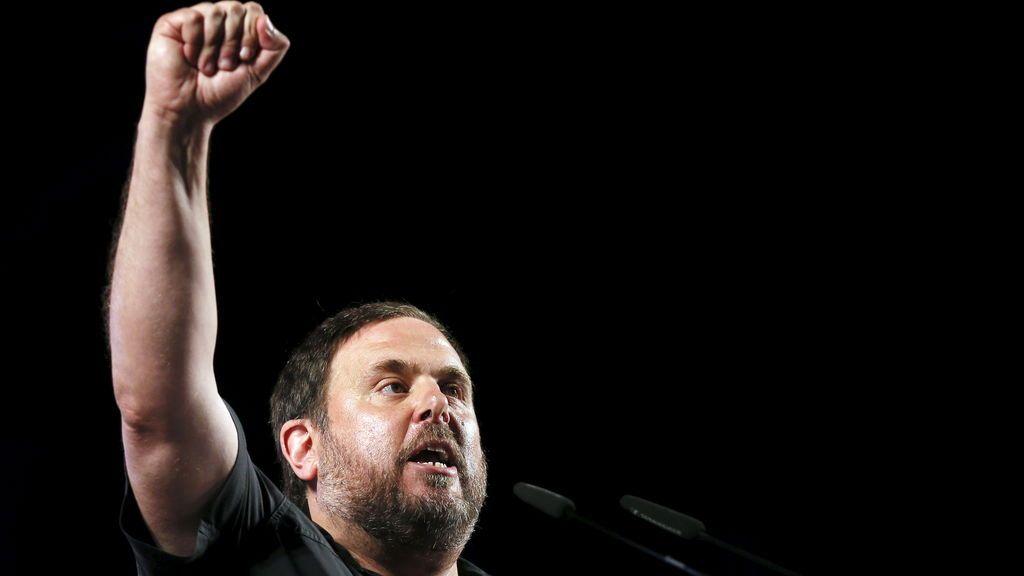 Junqueras niega legalidad al Estado español por oponerse al referéndum