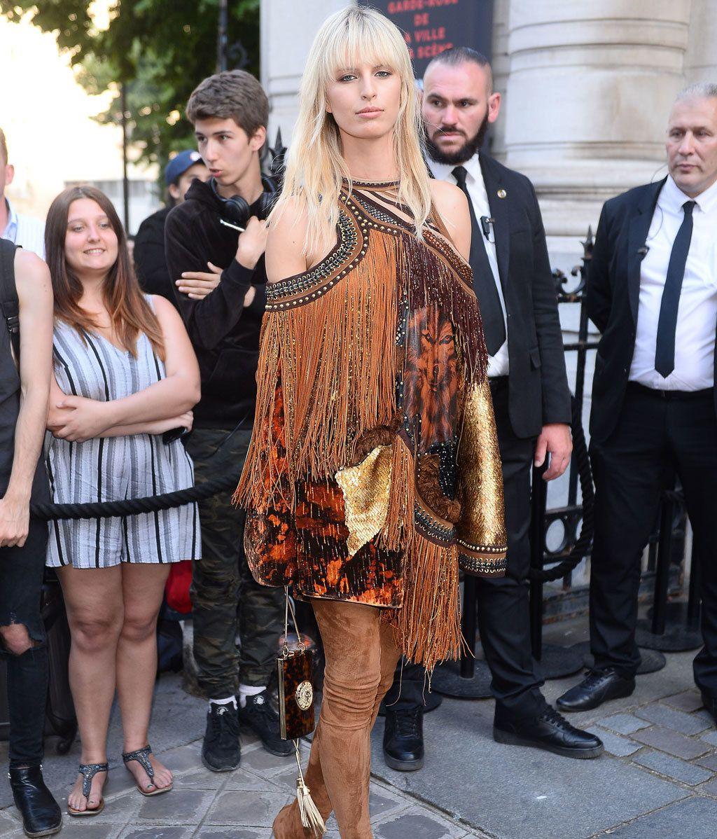 Karlie Kloss, Kate Moss y Kirsten Dunst: En la fiesta de Vogue triunfó el negro