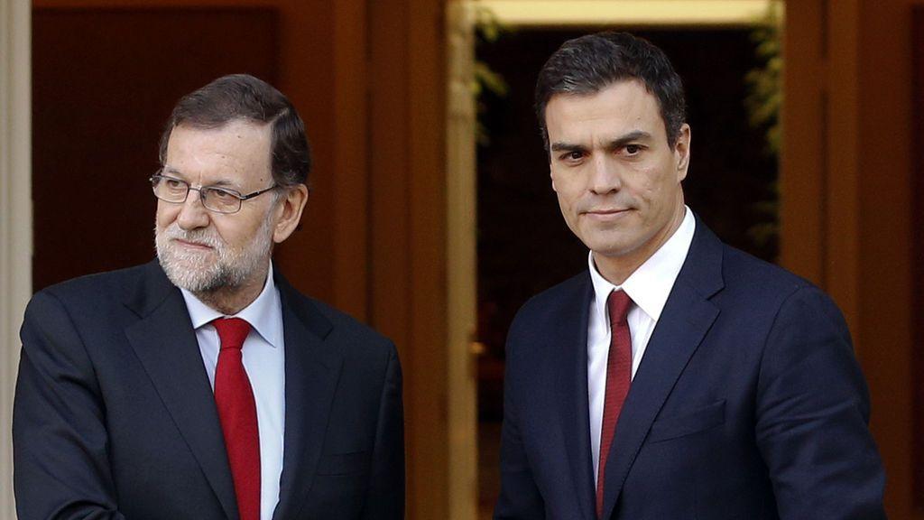 Rajoy buscará el apoyo de Sánchez para hacer frente al desafío independentista