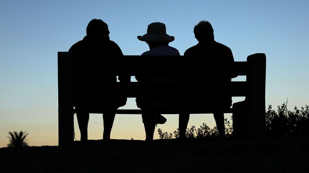 Puesta de sol en Encinitas, California
