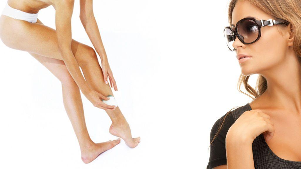 Verano y belleza: ¿Es verdad que 'se va' el moreno cuando te depilas?