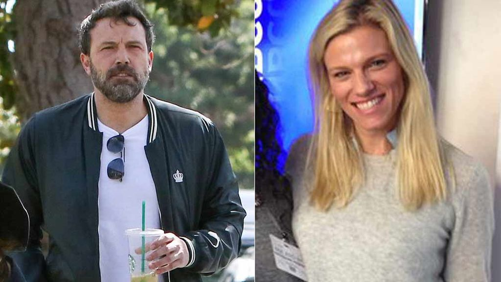 Ben Affleck y Lindsay Shookus, pareja sorpresa