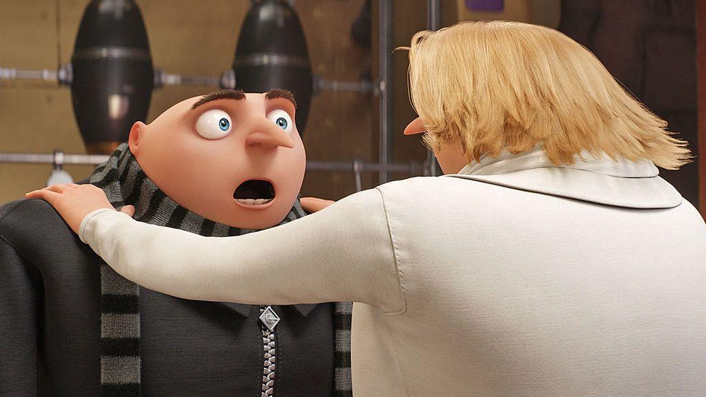 'Gru 3: Mi villano favorito' conquista la taquilla en su fin de semana de estreno