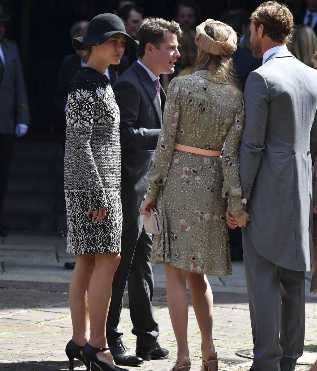 ¡Las fotos! de la boda real de Ernesto Augusto de Hannover  y Ekaterina Malysheva