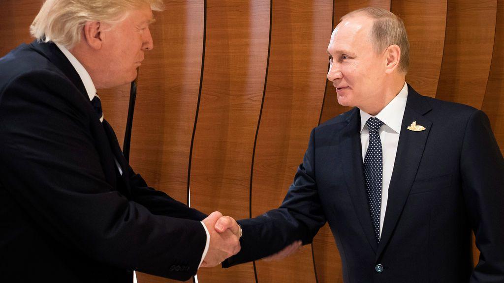 Los líderes del G20 prosiguen su ronda de encuentros en la cumbre de Hamburgo
