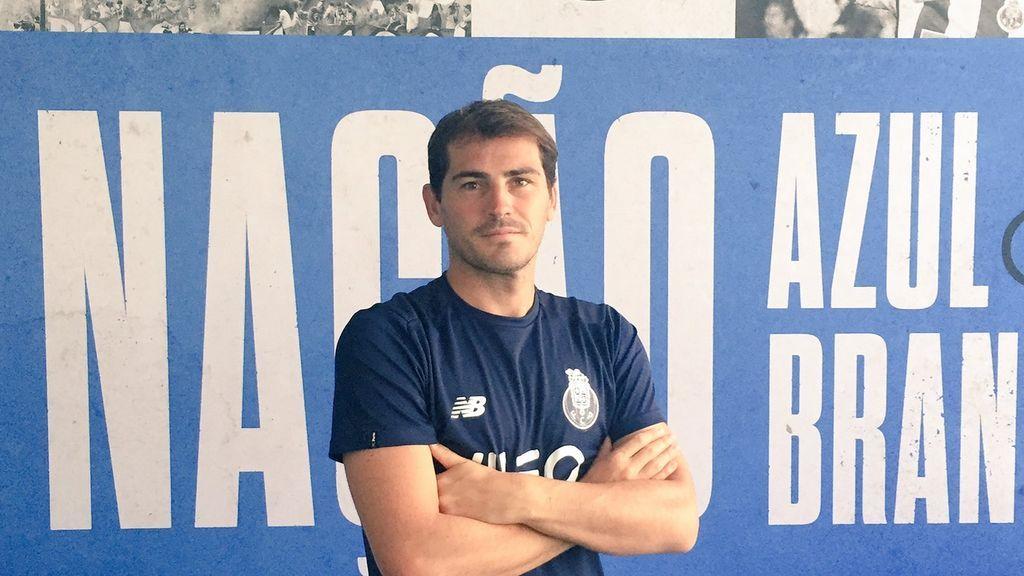 Casillas se baja el sueldo en el Oporto pero sigue siendo el mejor pagado de la Liga portuguesa