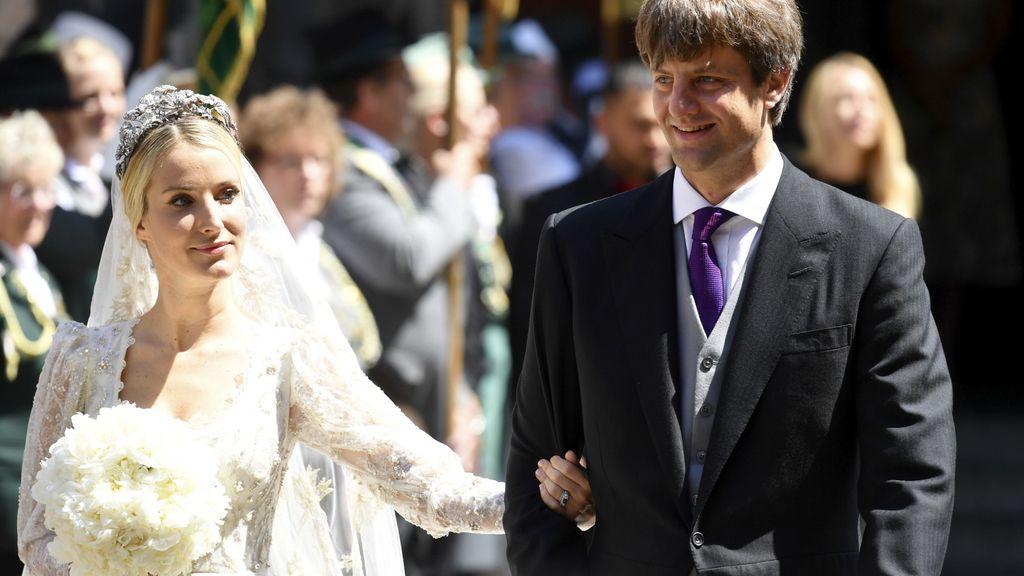 Boda de Ernesto de Hannover y Ekaterina Malysheva