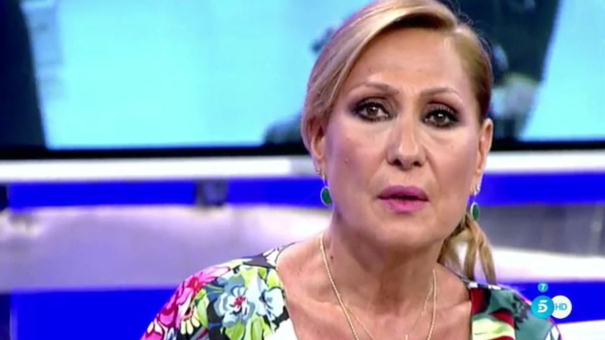 """El mensaje de Rosa Benito tras las palabras de Antonio David: """"Nadie saldrá vivo"""""""