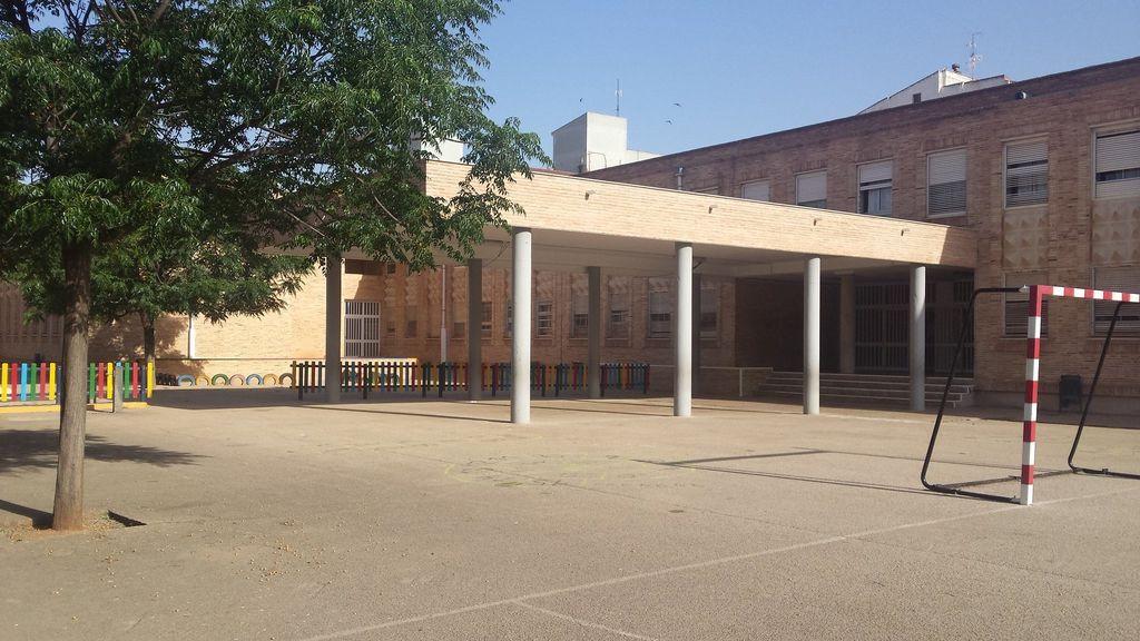 Herido un menor tras caer del tejado de un colegio en Villarrobledo (Albacete)