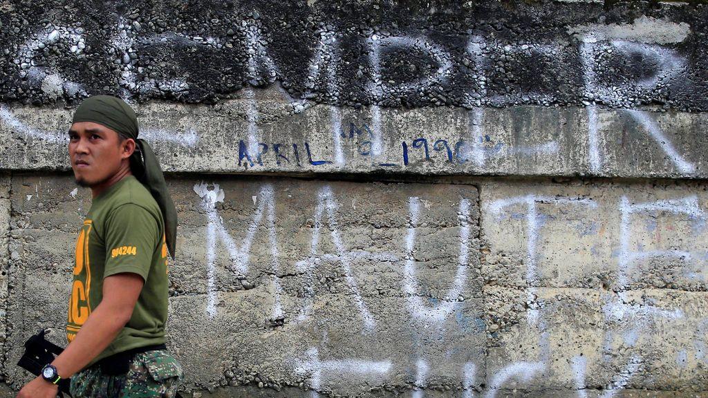 Los niños soldado de Maute deben decapitar objetivos como rito de iniciación