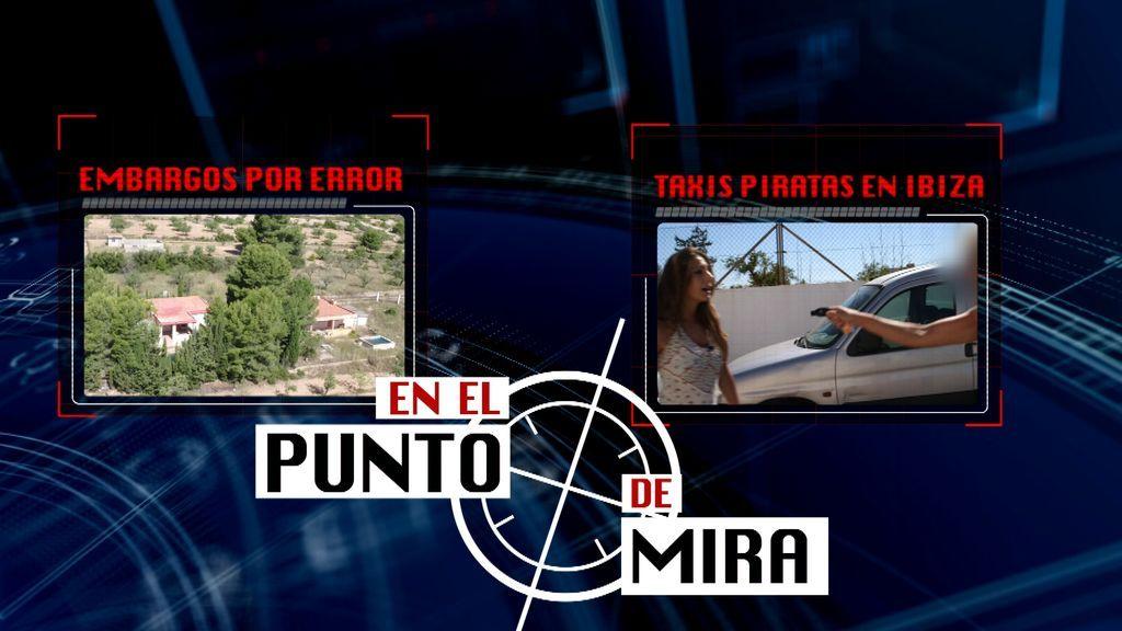 Taxistas piratas en Ibiza, mañana 'En el punto de mira'