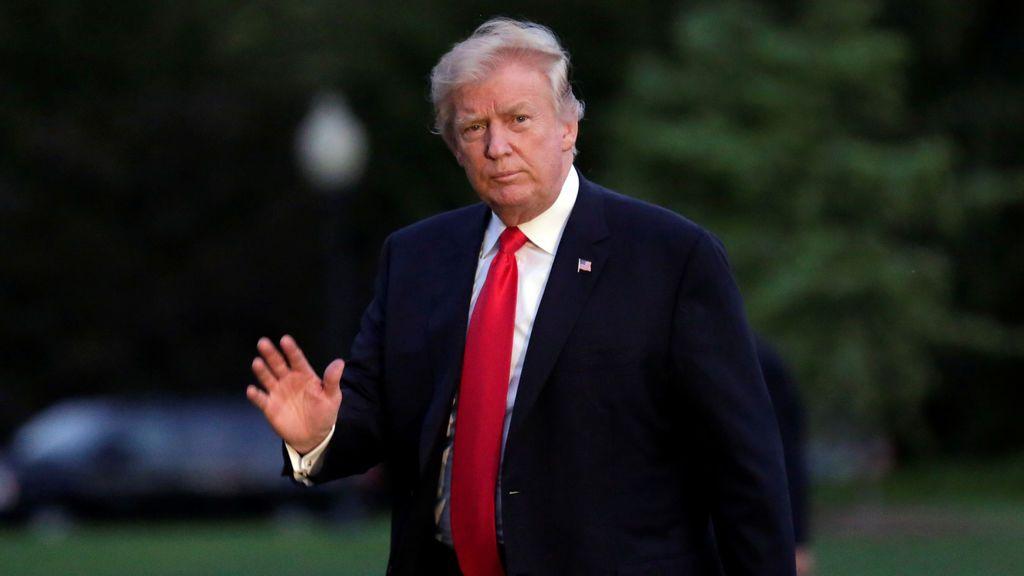 """Trump califica de """"gran éxito para Estados Unidos"""" la cumbre de Hamburgo"""