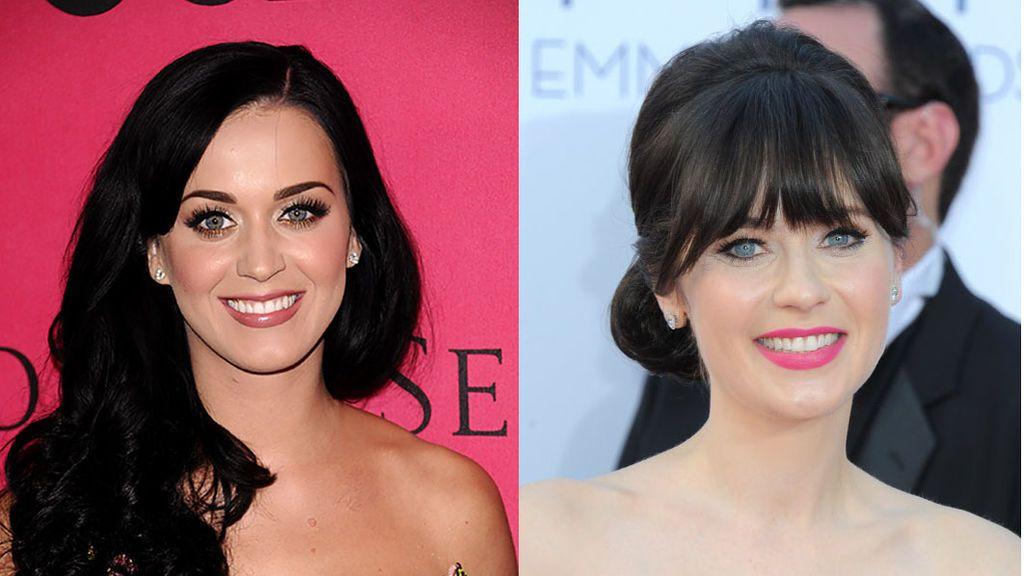 Famosos separados al nacer: Katy Perry y Francesca Brown