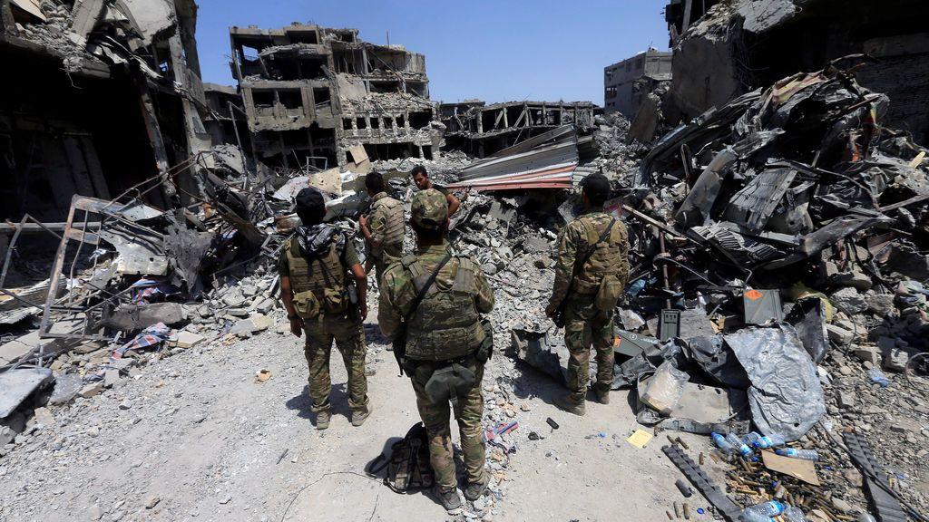 Estado Islámico acusa a la coalición de EEUU de matar a más de 100 civiles en Mosul