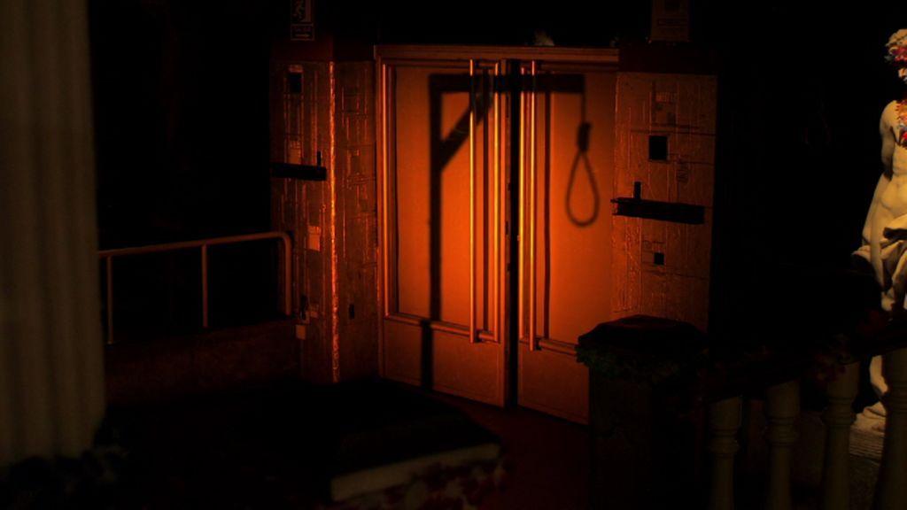 Un local con fenómenos paranormales que incitan al suicidio