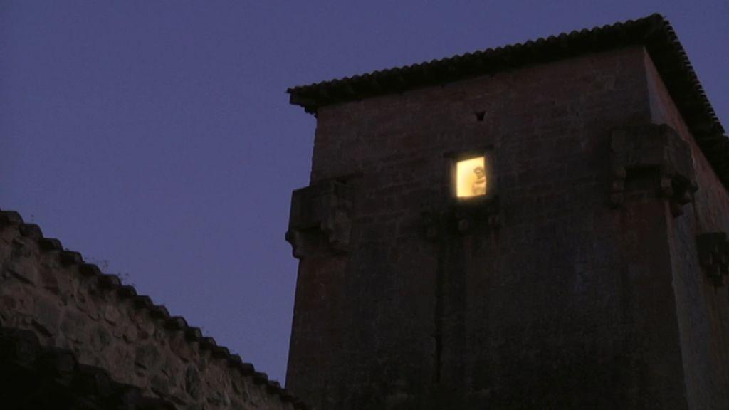 La Dama Blanca del Torreón, la aparición que inquieta a los habitantes de Covarrubias