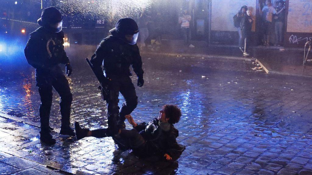 Casi un millar de heridos y 186 detenciones en los disturbios del G20