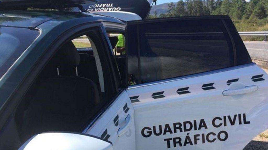 Una colisión de siete coches en la S-30, a la altura de Revilla (Cantabria), se salda con cinco heridos